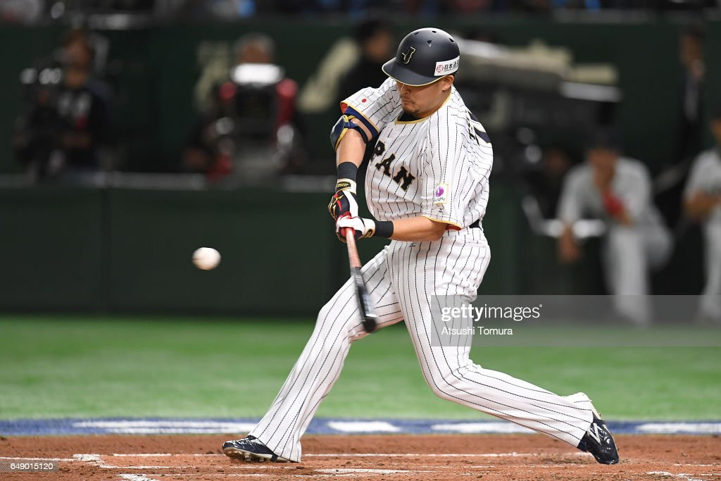 World Baseball Classic - Pool B - Game 1 - Cuba v Japan : News Photo
