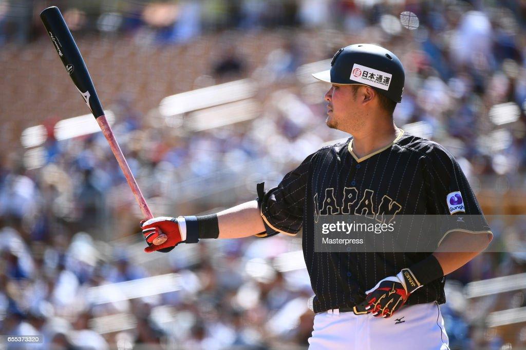 Japan v Los Angeles Dodgers : ニュース写真