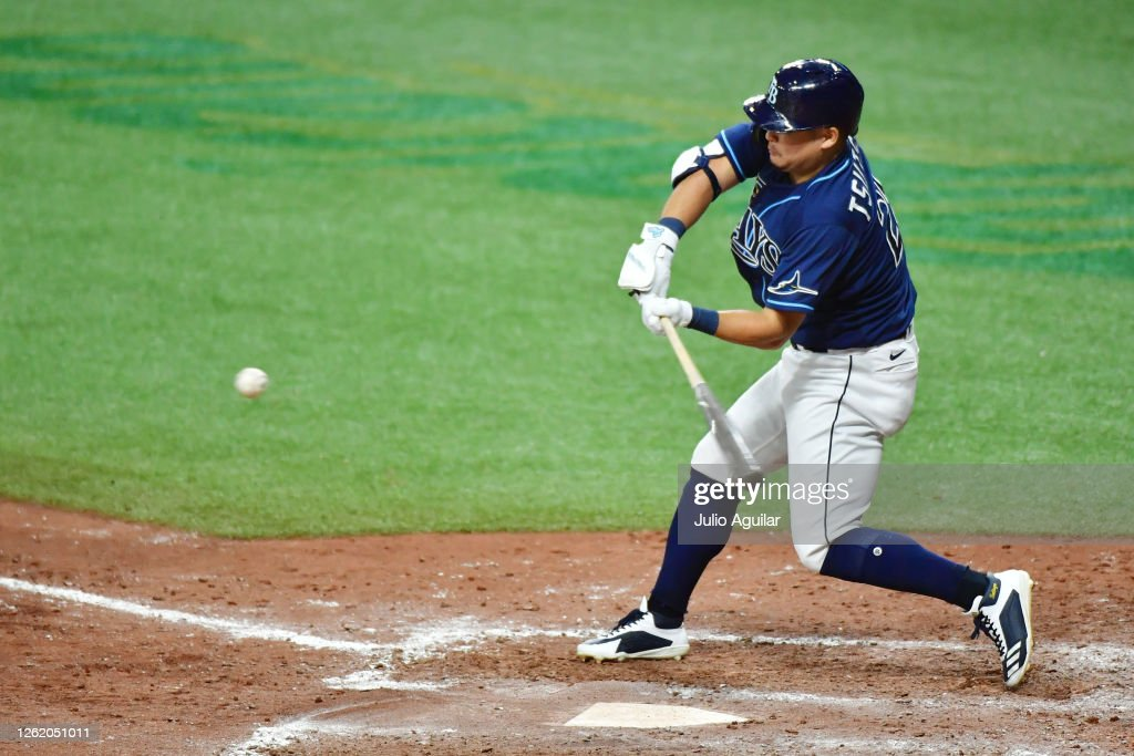 Atlanta Braves v Tampa Bay Rays : News Photo