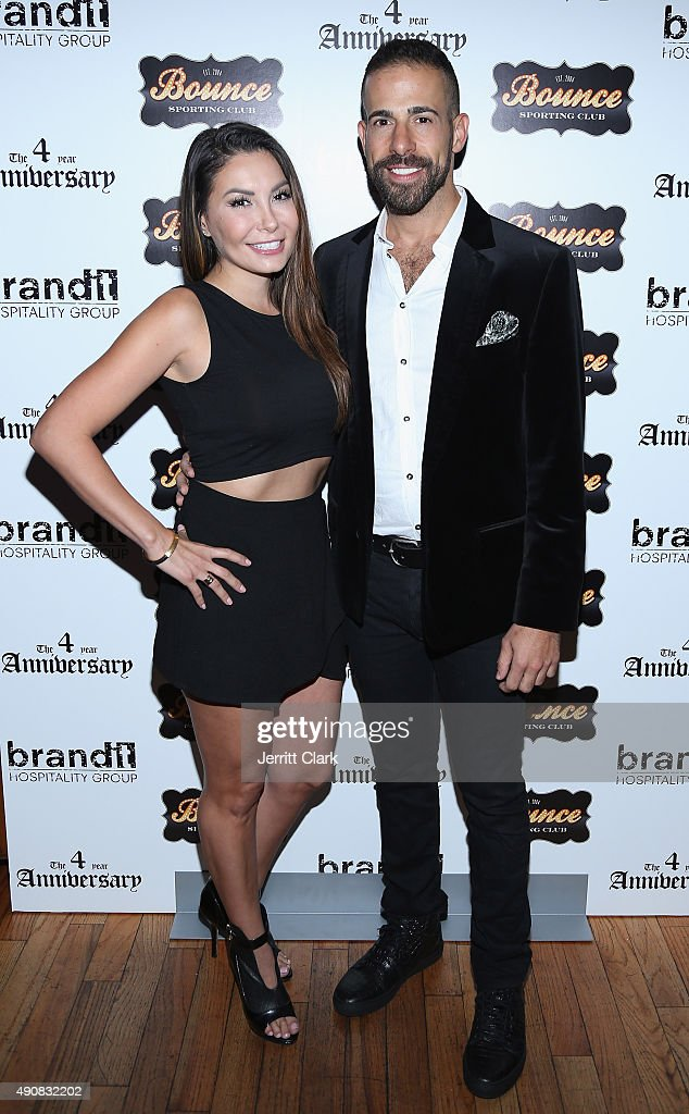 Yosi Benvenisti attends the Bounce Sporting Club 4 Year Anniversary Party at Bounce Sporting Club on September 30, 2015 in New York City.