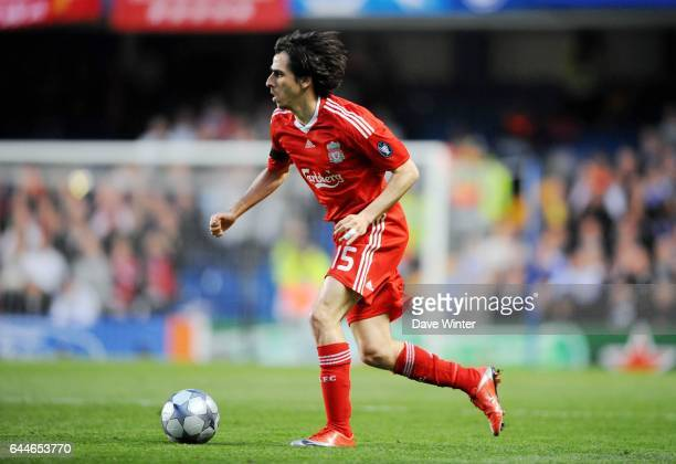 Yossi BENAYOUN Chelsea / Liverpool 1/4 finale Champions League Stamford Bridge Londres Photo Dave Winter / Icon Sport