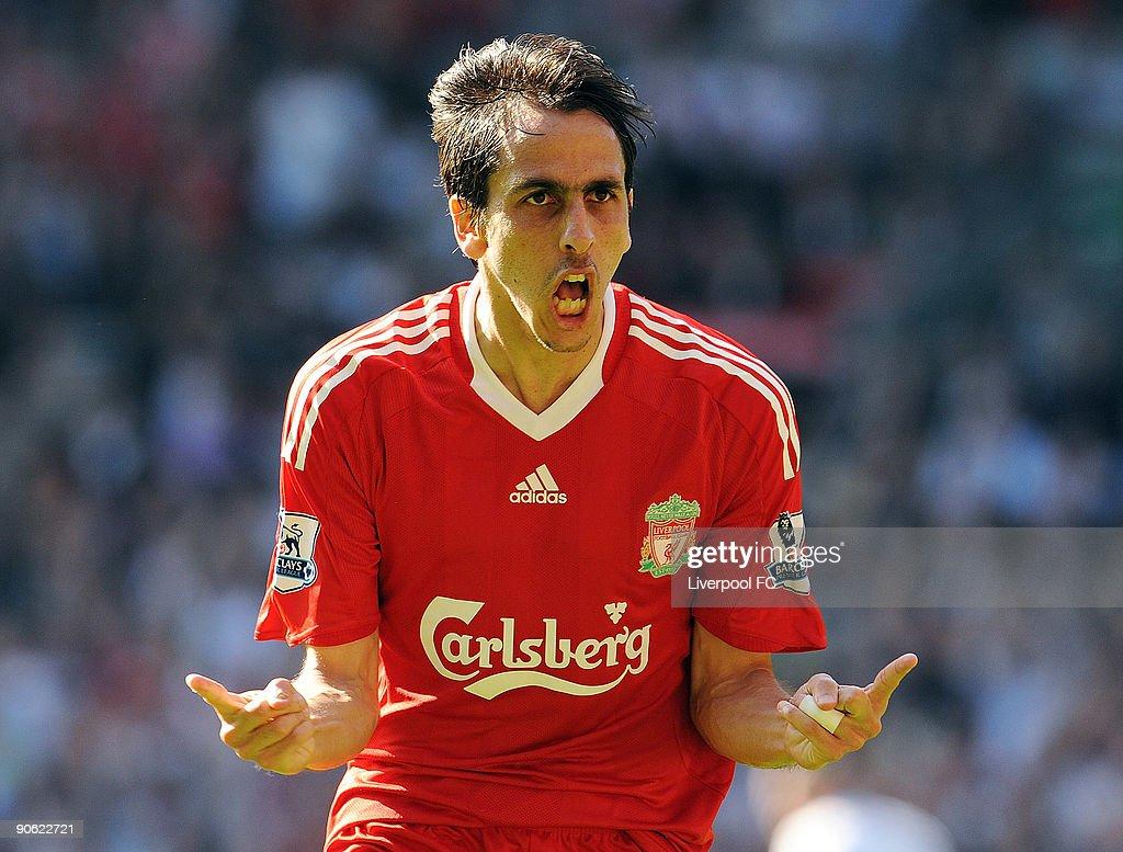 Liverpool v Burnley - Premier League : News Photo