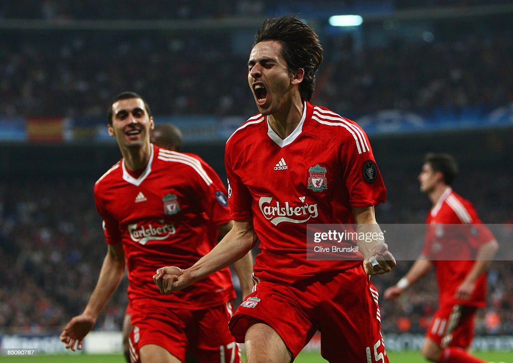Real Madrid v Liverpool - UEFA Champions League : News Photo