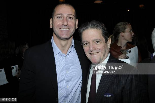 Yossi Milo and Celso GonzalezFalla attend Aperture Foundation 2010 in Benefit and Auction honoring Richard Misrach Steven Ames and Julie Saul at...