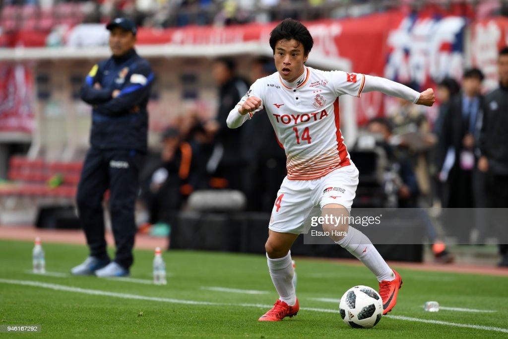 Kashima Antlers v Nagoya Grampus - J.League J1 : ニュース写真