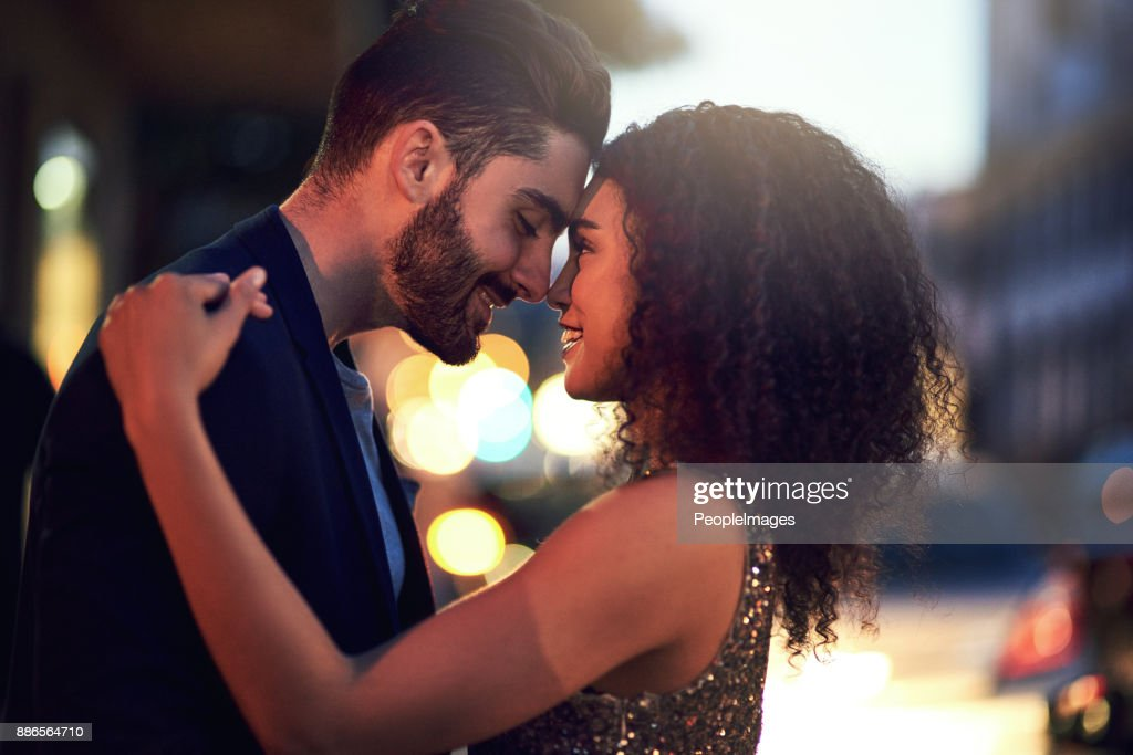 You and me against the world : Stock Photo