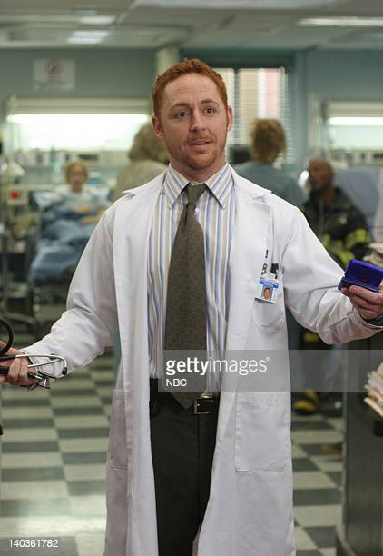 ER 'You Are Here' Episode 20 Air Date Pictured Scott Grimes as Doctor Archie Morris Photo by Mike Ansell/NBCU Photo Bank