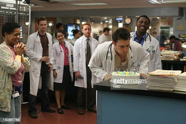 ER 'You Are Here' Episode 20 Air Date Pictured Yvette Freeman as Nurse Haleh Adams Shane West as Doctor Ray Barnett Parminder Nagra as Doctor Neela...
