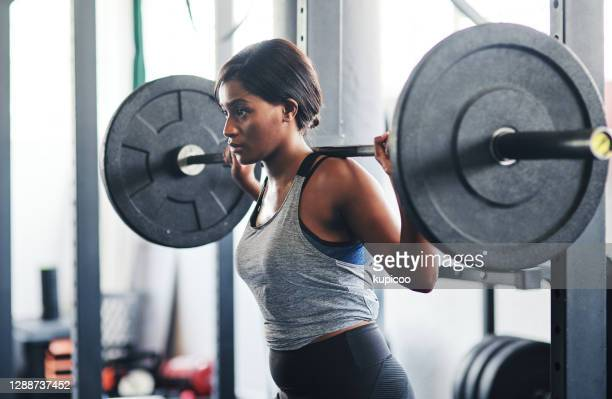 you are strong, strong is you! - weight training stock pictures, royalty-free photos & images