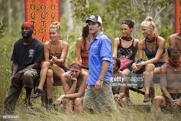 You Call We'll Haul Jeff Probst during the eighth episode of SURVIVOR Wednesday Nov 11 The new season in Cambodia themed Second Chance features 20...