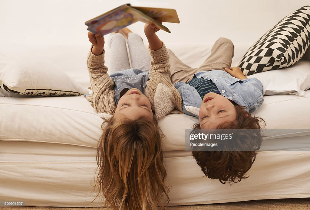 You can always get lost in a book : Stock Photo