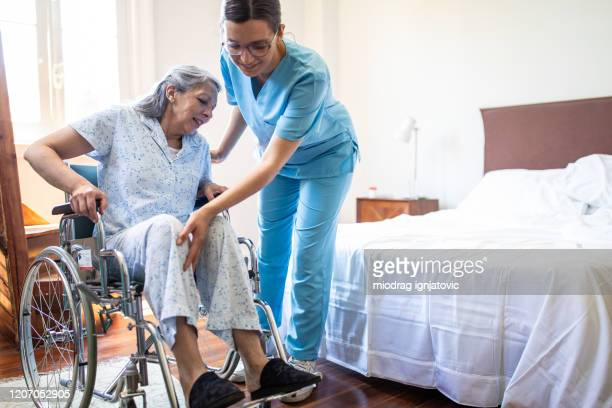 you can do it! - nursing assistant stock pictures, royalty-free photos & images