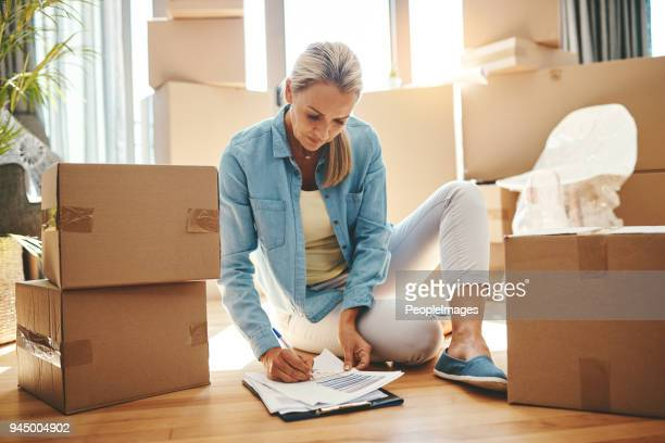 you can never be too organized on packing day - packing stock pictures, royalty-free photos & images