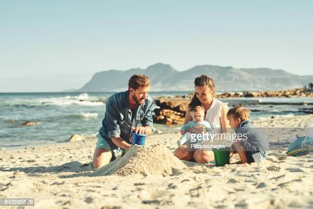 On ne peut jamais avoir trop de plage