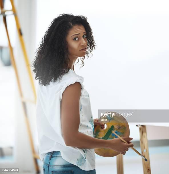 アートを強制することはできません。