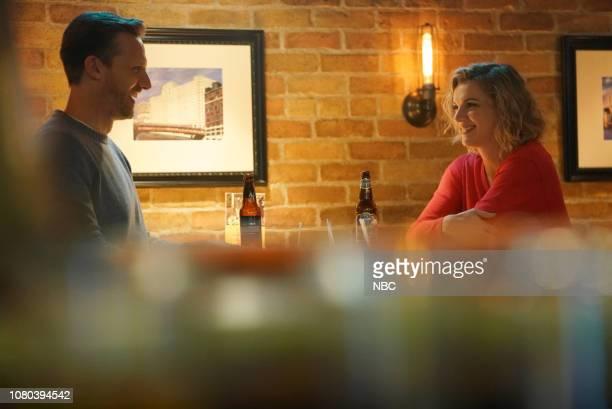 FIRE 'You Choose' Episode 711 Pictured Teddy Sears as Kyle Sheffield Kara Killmer as Slyvie Brett