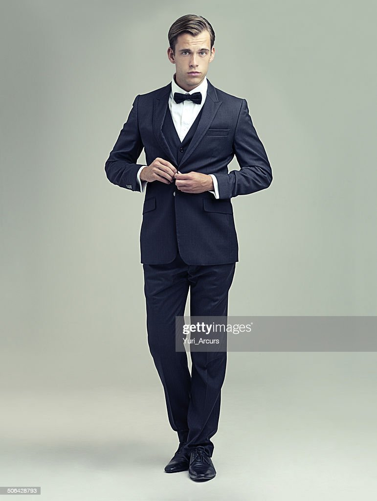 You clean up nice : Stock Photo