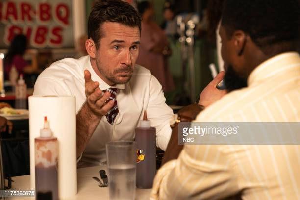 LAW You Don't Need A Weatherman Episode 102 Pictured Barry Sloane as Jake Reilly