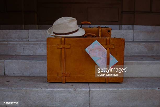 you don't need anything else to start the adventure - leather stock pictures, royalty-free photos & images