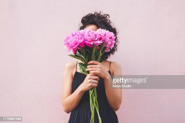 you don't need someone else to buy you flowers! - bunch stock pictures, royalty-free photos & images