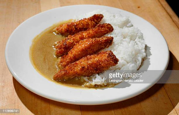You embraced change for Obama. Now eat like Obama. Chicken-katsu curry.