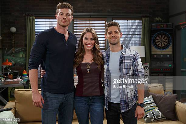 DADDY You Give Real Estate a Bad Name Bon Jovi's penthouse has something for everyone on an allnew episode of Baby Daddy airing Wednesday March 11th...
