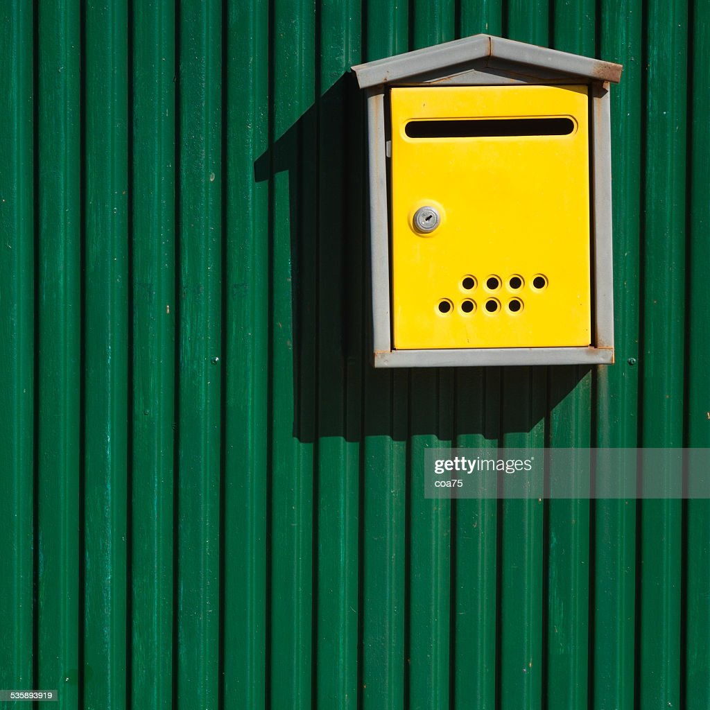 You got mail : Bildbanksbilder