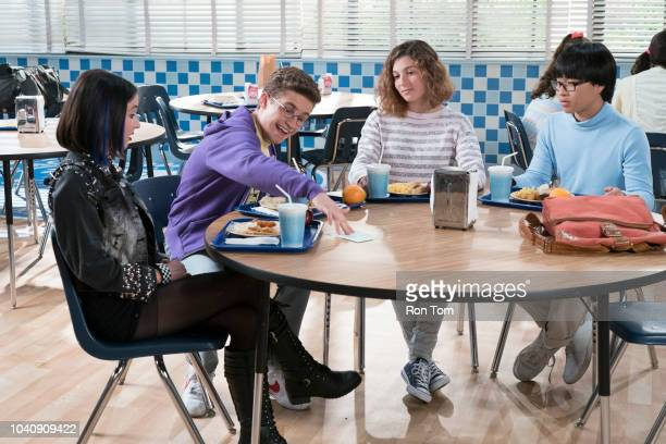 THE GOLDBERGS 'You Got Zuko'd' Adam's girlfriend Jackie is back after spending her summer at NYU she has changed so much it's almost like she's a...