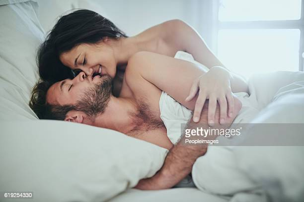 you have no idea how you make me feel - kissing photos stock photos and pictures
