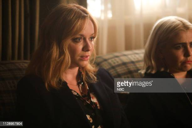 GIRLS 'You Have Reached The Voicemail of Leslie Peterson' Episode 203 Pictured Christina Hendricks as Beth Boland Mae Whitman as Annie Marks