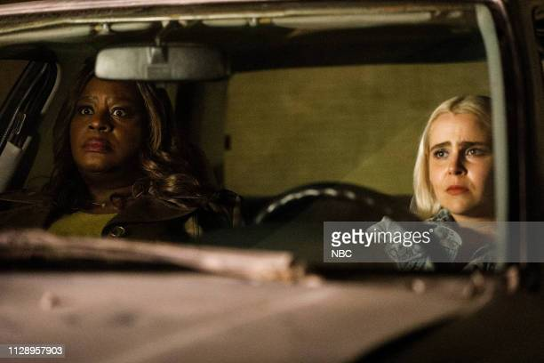 GIRLS 'You Have Reached The Voicemail of Leslie Peterson' Episode 203 Pictured Retta as Ruby Hill Mae Whitman as Annie Marks