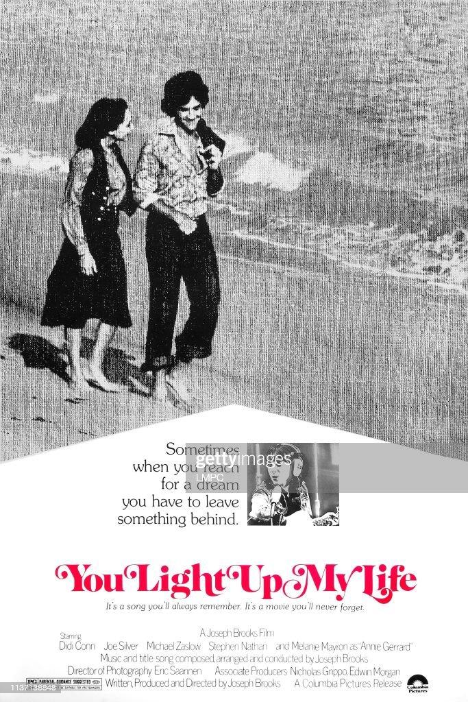 You Light Up My Life, poster, US poster art, Didi Conn