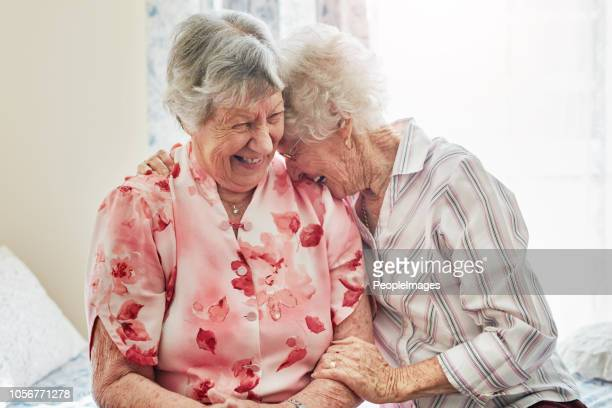 you still tickle my funny bone! - senior adult stock pictures, royalty-free photos & images