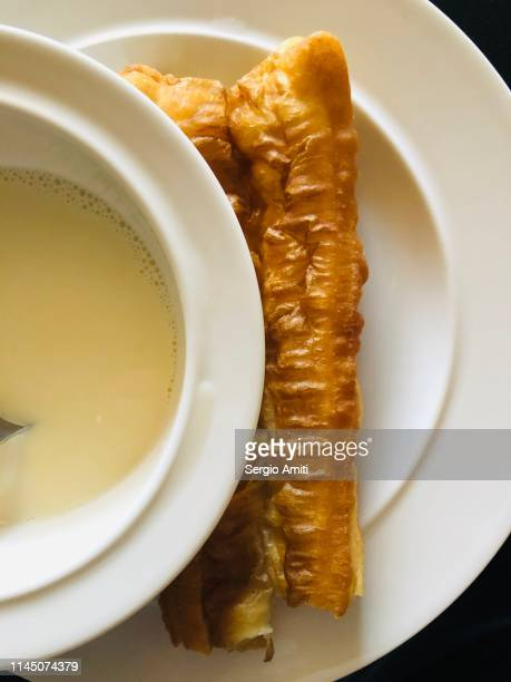You Tiao and soy milk