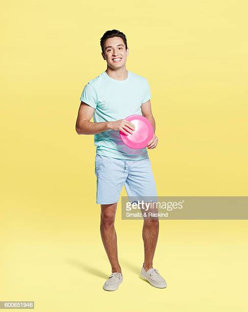 You Tube star Gabriel Conte is photographed for Wonderwall on April 11, 2016 in Los Angeles, California..