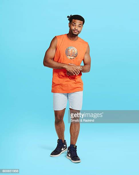 You Tube star King Bach is photographed for Wonderwall on April 11, 2016 in Los Angeles, California..