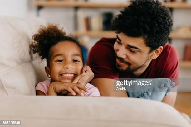 Sie werden immer Daddy es little Girl.
