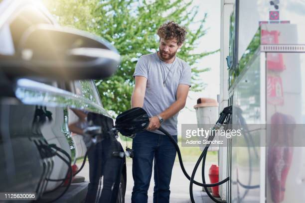 you won't get far without gas - gas tank stock photos and pictures