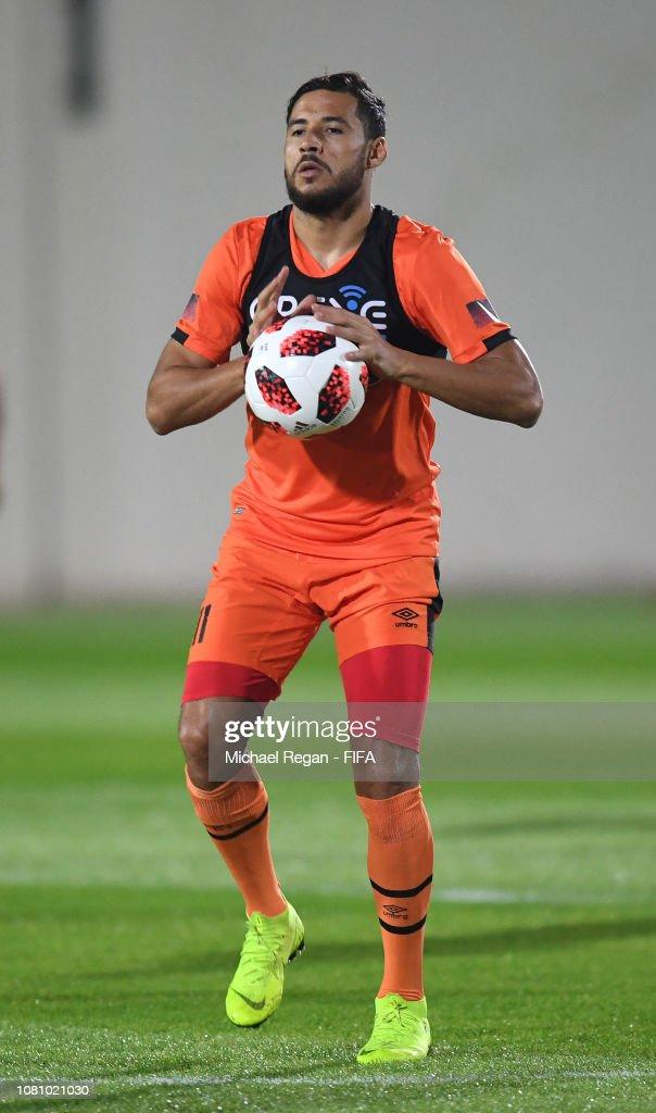 ARE: ES Tunis Training Session - FIFA Club World Cup UAE 2018