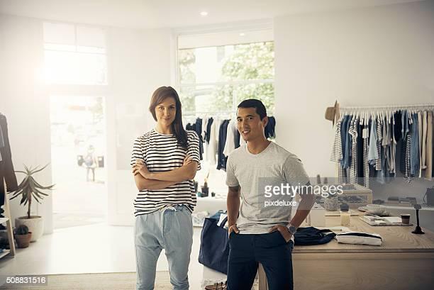 """"""" werden Sie mit Freude Sie'finden Sie in unserer boutique"""""""