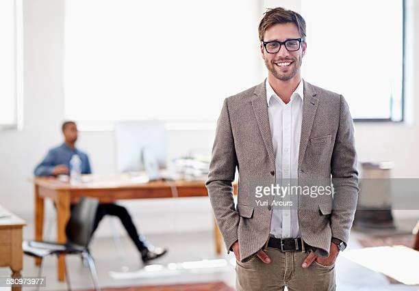Du wirst dieses Büro