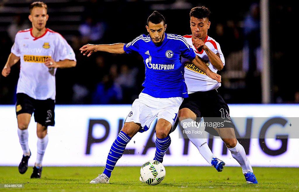 Fort Lauderdale Strikers v FC Schalke 04  - Florida Cup : Photo d'actualité