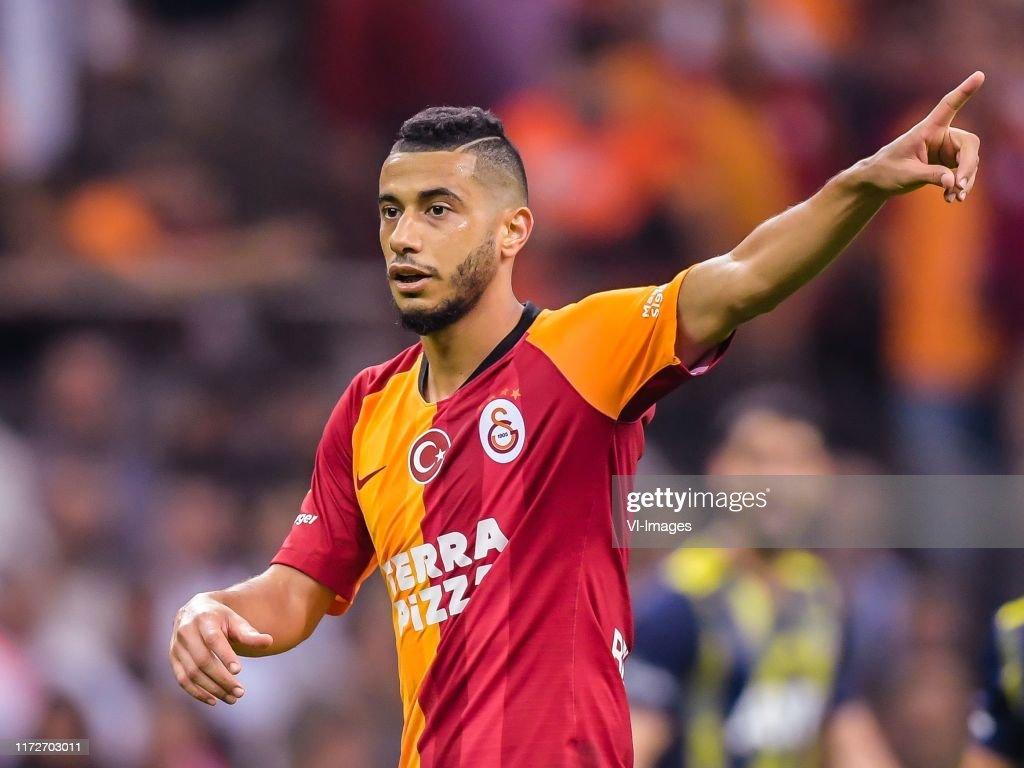 "Turkish Spor Toto Super Lig""Galatasaray AS v Fenerbahce AS"" : ニュース写真"
