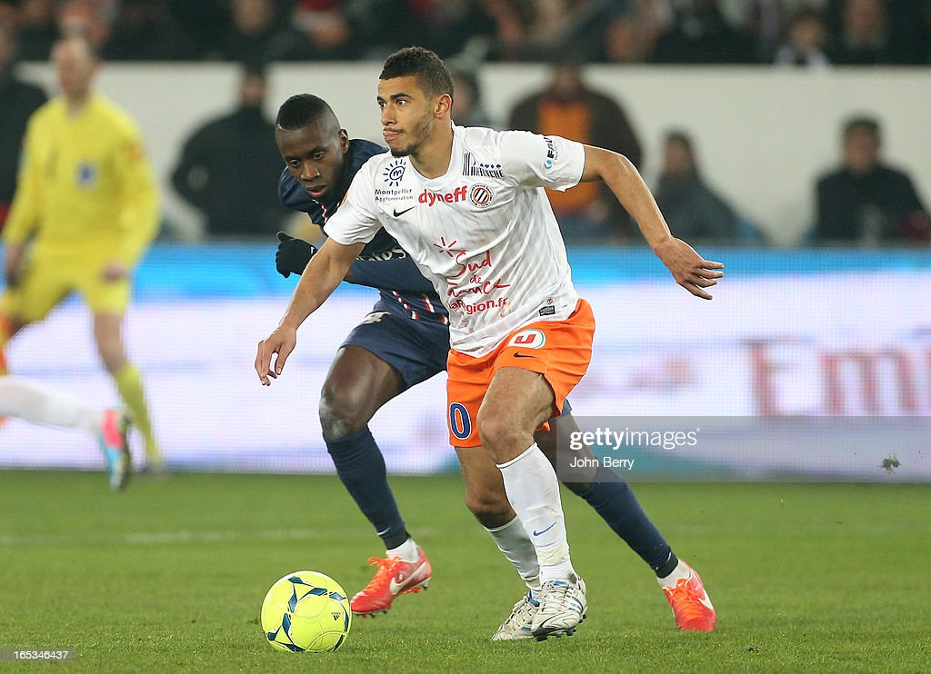 Paris Saint-Germain FC v Montpellier HSC - Ligue 1 : News Photo