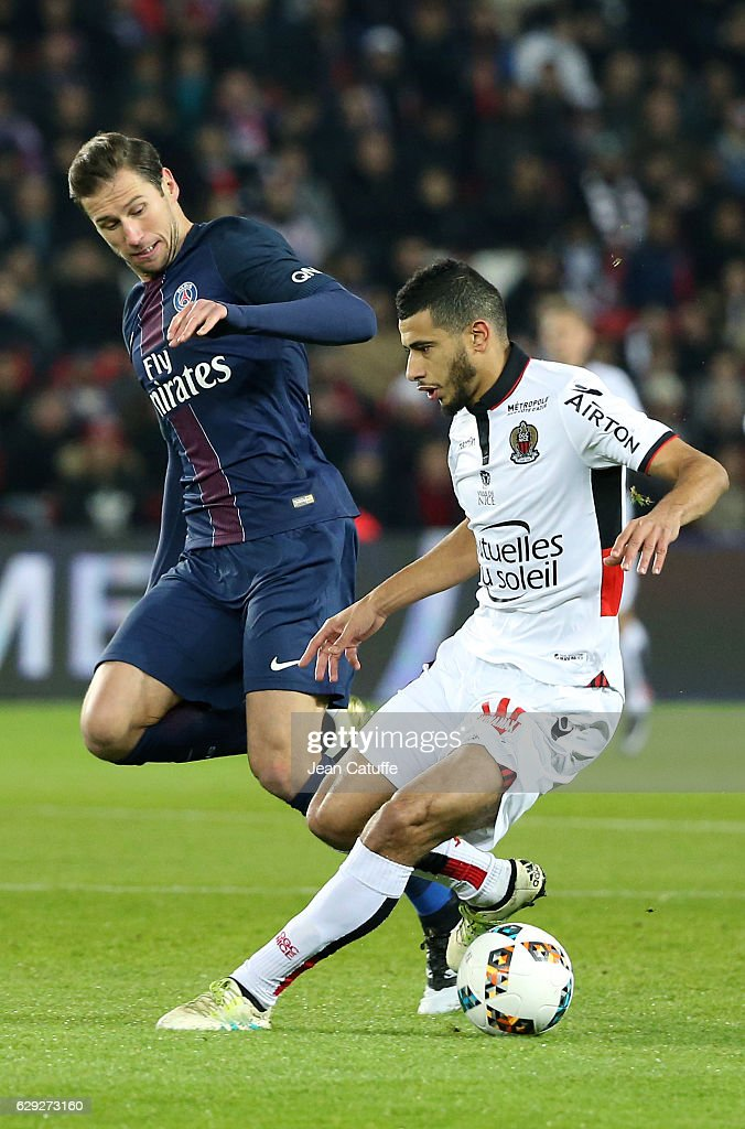 Paris Saint-Germain v OGC Nice - Ligue 1 : Fotografía de noticias