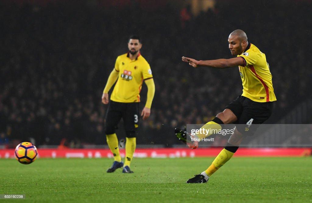 Arsenal v Watford - Premier League : News Photo