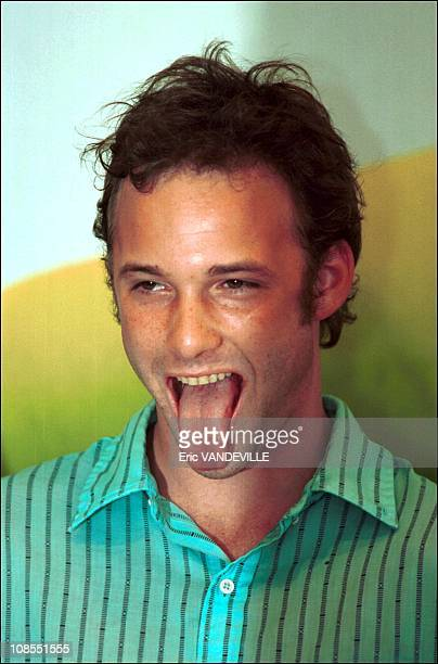 Young actor Brad Renfro in Venice Italy on August 30th 2001