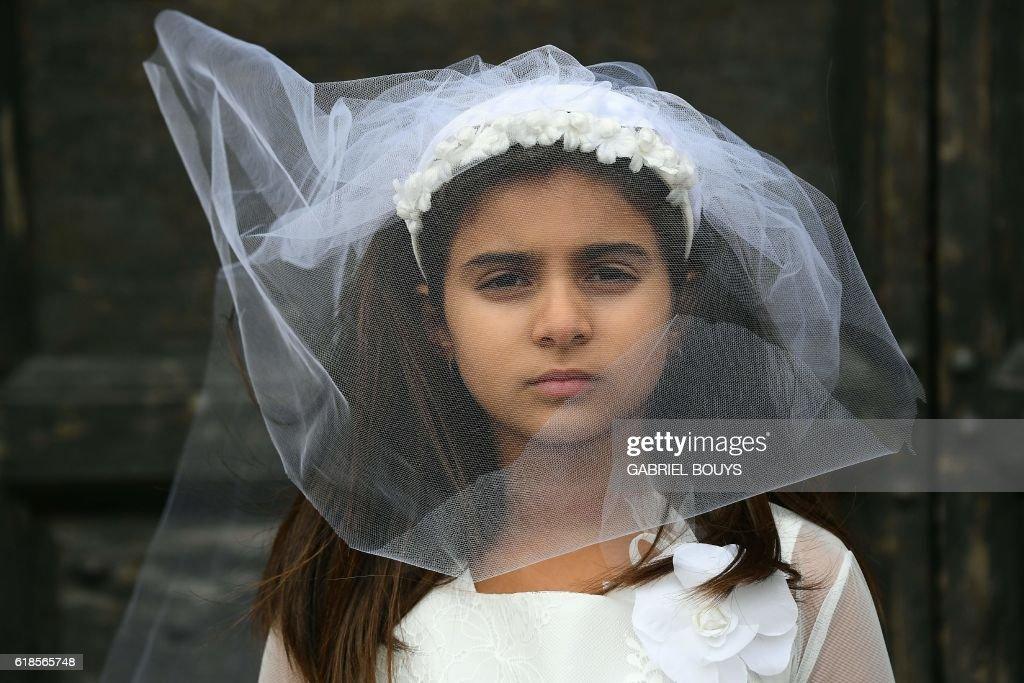 ITALY-MARRIAGE-AMNESTY : News Photo