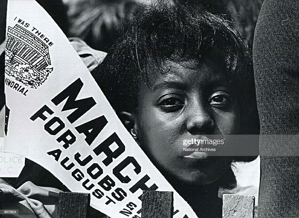 Civil Rights Rally : News Photo