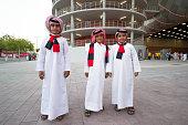 doha qatar young al rayyan fans